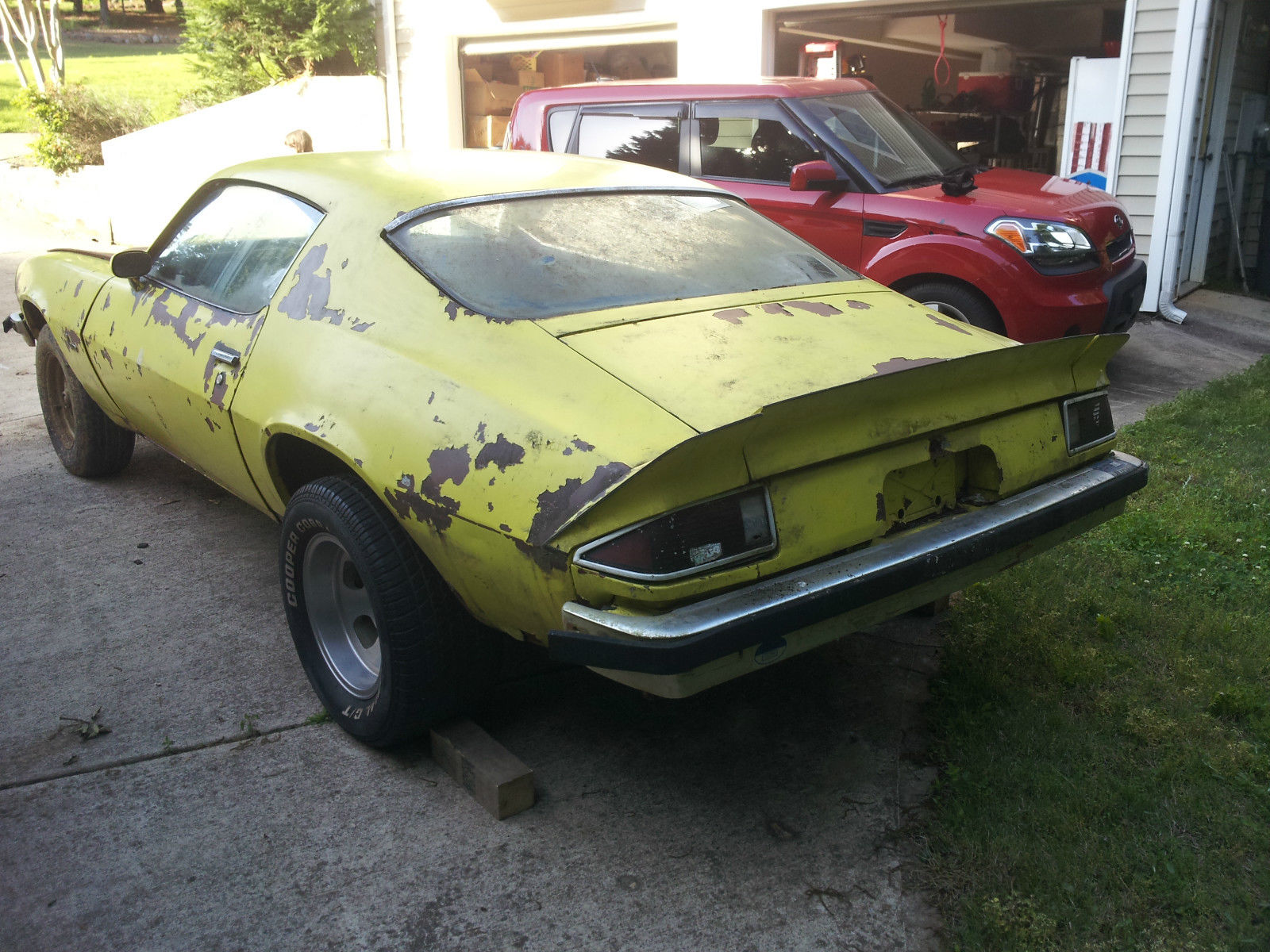 What Type Of Camaro Is Bumblebee Anyone Else Hate Wings