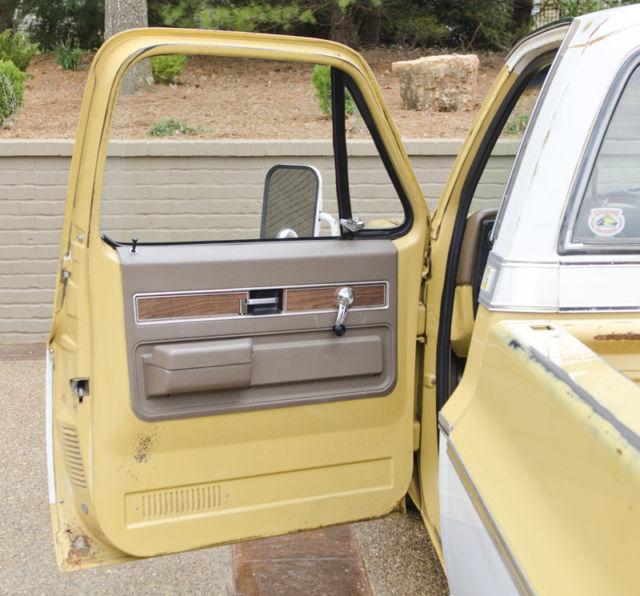 1974 Chevrolet C10 * Shop Truck * Silverado * Patina * LS