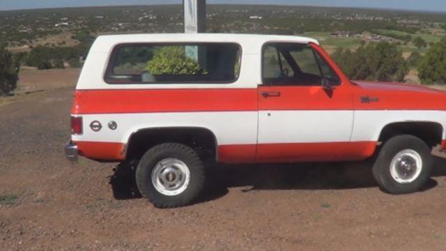 1974       chevy       k5       blazer
