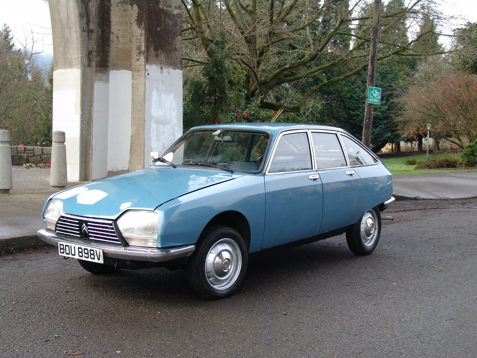 1974 citroen gs club special