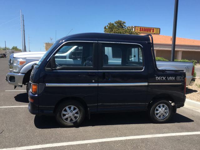 *1974 Daihatsu Deck Van Hijet Street Legal Mini Truck