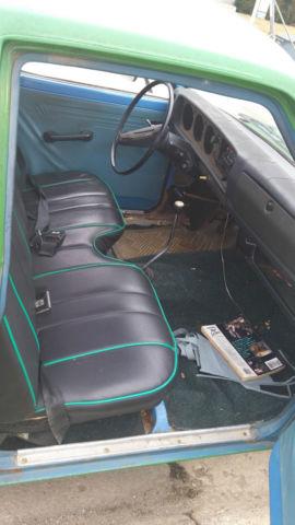1974 Datsun 620 Pickup 2 wheel drive