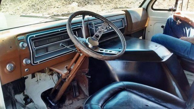 "1974 Ford Econoline E-100 ""Shorty"" van"