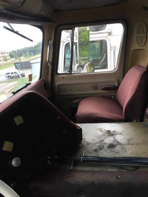 What To Do With Old Car Seats >> 1974 international transtar 2 cabover