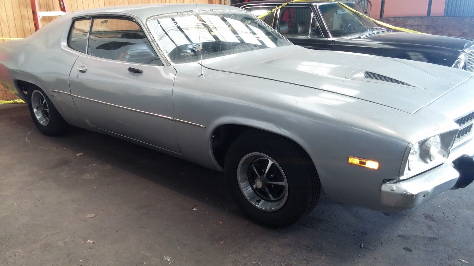1974 Plymouth Roadrunner 74 Road Runner 400 Big Block