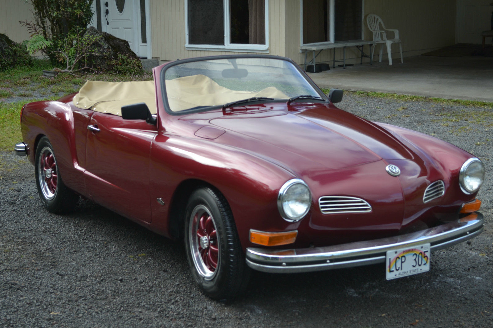 1974 volkswagen karmann ghia convertible. Black Bedroom Furniture Sets. Home Design Ideas