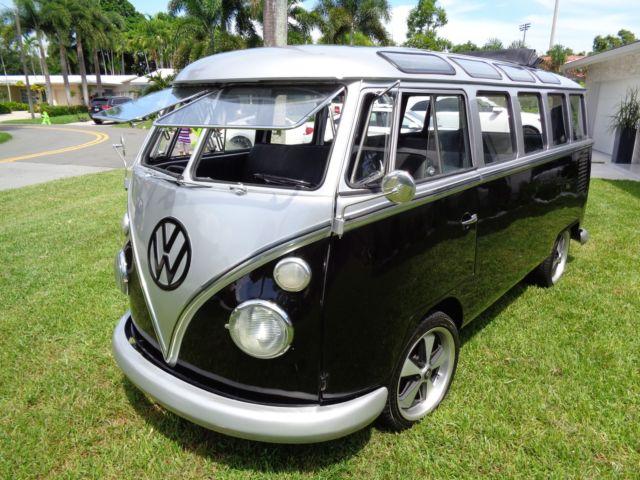 1974 Vw Bus Kombi Samba 23 Window 1974 1973 1972 1971 1970