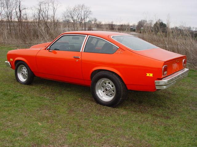 1975 Chevrolet Vega Hot Pro Street Rat Rod Drag Car 226