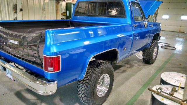 1975 chevy 4x4 four wheel drive c15 pickup truck scotsdale pro tour mud lifted for sale in. Black Bedroom Furniture Sets. Home Design Ideas
