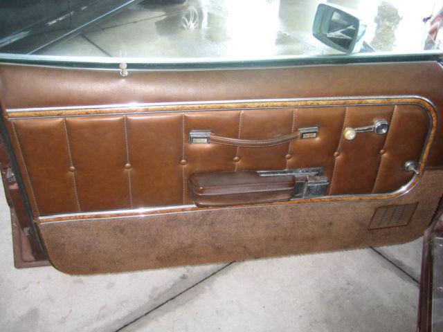 1975 ford elite copper metallic tan vinyl roof low miles classic project car. Black Bedroom Furniture Sets. Home Design Ideas