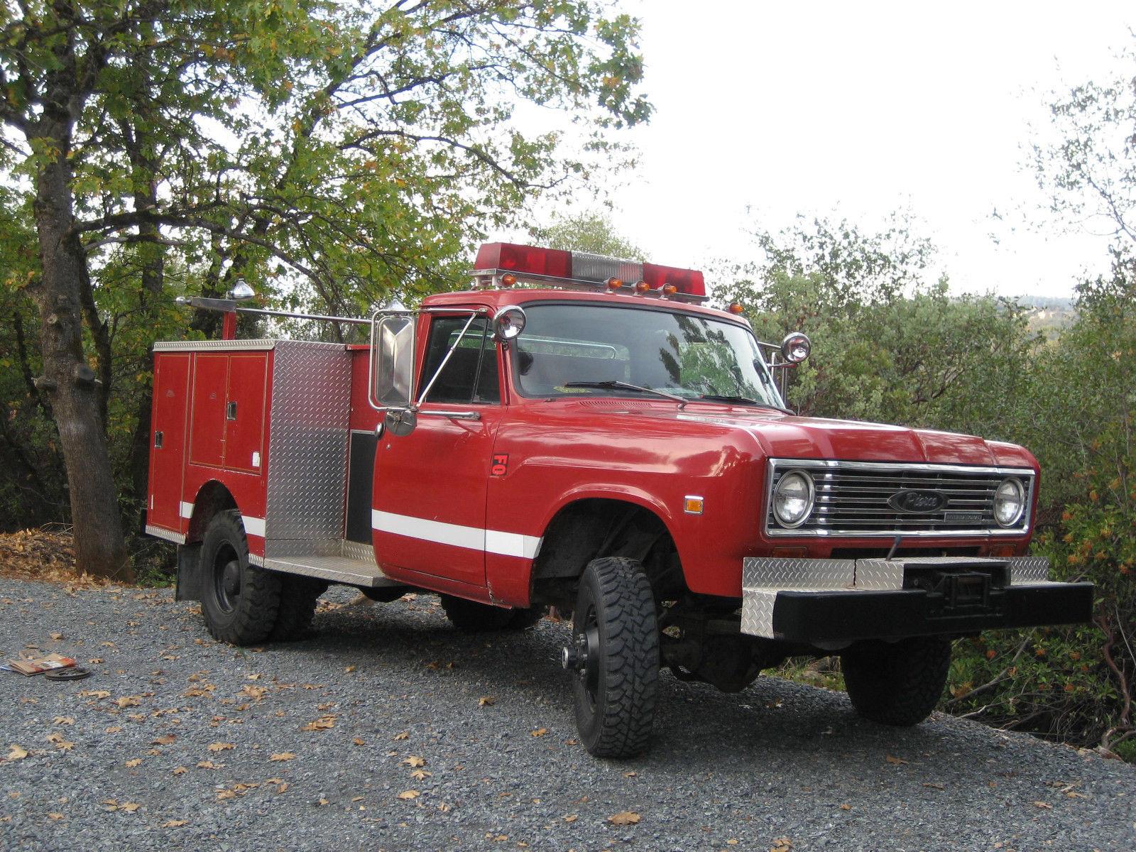 1975 International Harvester IH 200 Pickup - Heavy Duty 1
