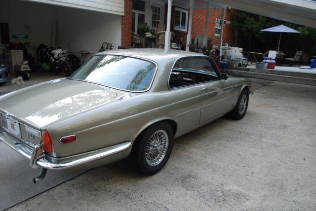Jaguar v8 conversion for sale
