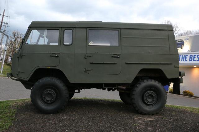 1975 Volvo C303 Tgb11 For Sale Rare Military Vehicle 4x4