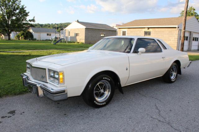 1976 buick regal  41k miles  350  auto  nice car