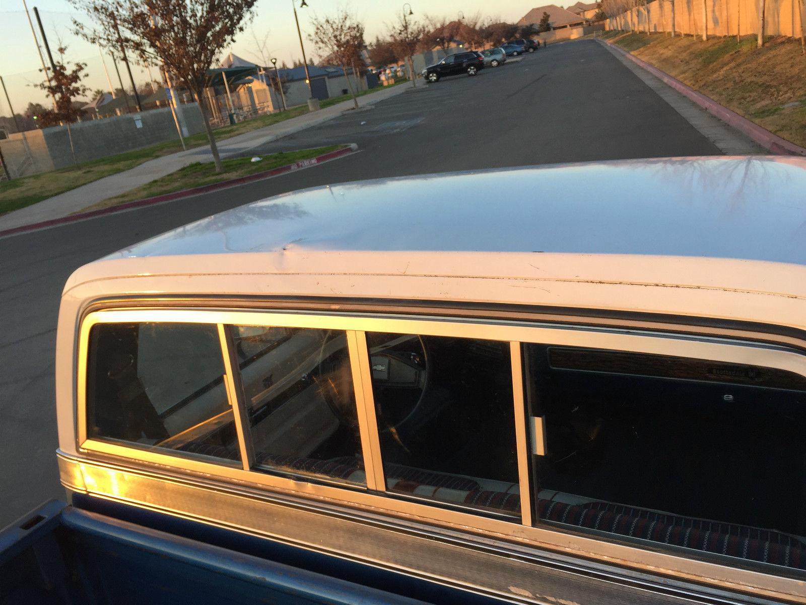 1976 C10 Chevy Spirit Of 76 Commemorative Edition Straight Original Truck