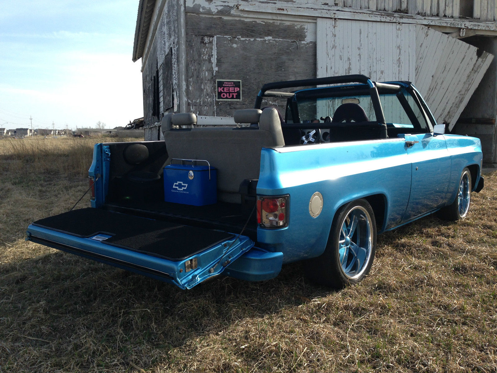 1976 chevy blazer k5 c10 one of a kind street rod. Black Bedroom Furniture Sets. Home Design Ideas
