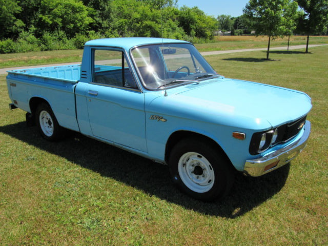 1976 chevy luv mikado 4 speed rebuilt 4cyl vintage classic economy small truck. Black Bedroom Furniture Sets. Home Design Ideas