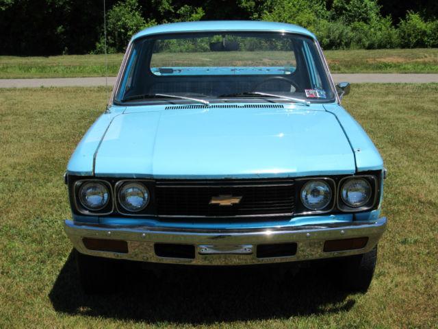 1976 Chevy Luv Mikado 4 Speed Rebuilt 4cyl Vintage Classic Economy
