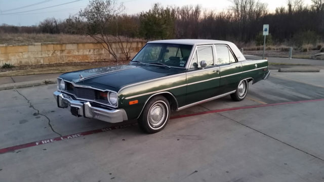 1976 Dodge Dart, runs great, good condition