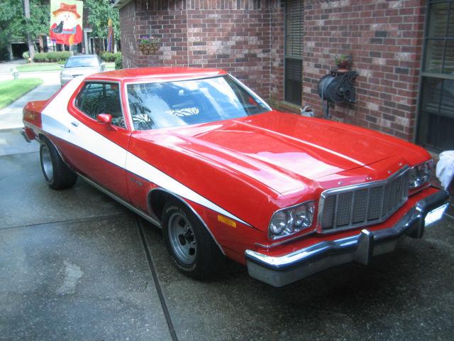 1976 Ford Gran Torino Base Hardtop 2-Door 5.8L Starsky ...