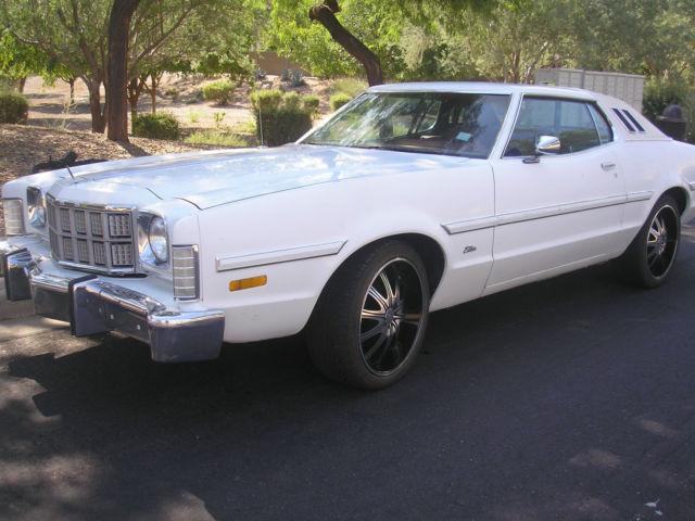 Ford Gran Torino Elite Hardtop  Door V  For Sale In Mesa Arizona United States