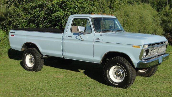 1976 ford truck f 250 4x4 highboy 390 fe f 100 1977 1978 1979 for sale in johnson creek. Black Bedroom Furniture Sets. Home Design Ideas
