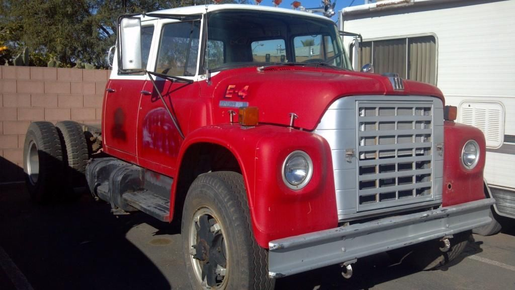 International Mxt For Sale >> 1976 INTERNATIONAL LOADSTAR 1700 RARE CREW CAB ARIZONA ...