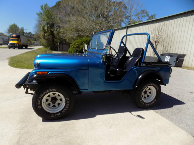 1976 jeep cj 5 3 speed manual 4x4 very clean new soft top. Black Bedroom Furniture Sets. Home Design Ideas