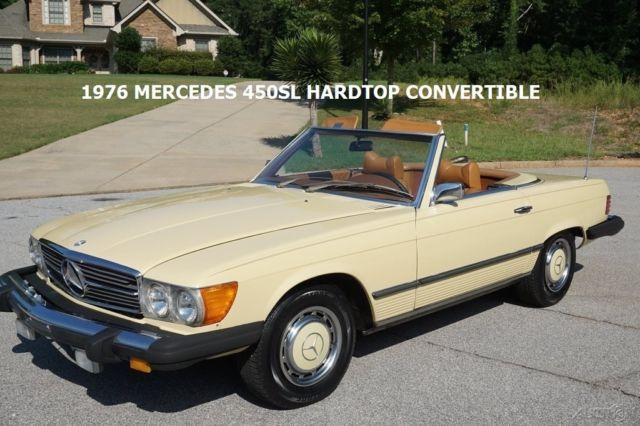 1976 mercedes convertible