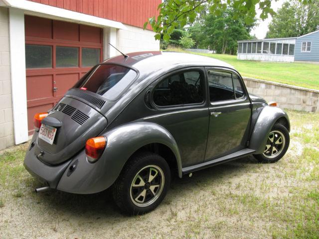 1976 Volkswagen Beetle Std Sunroof manual Resto/custom