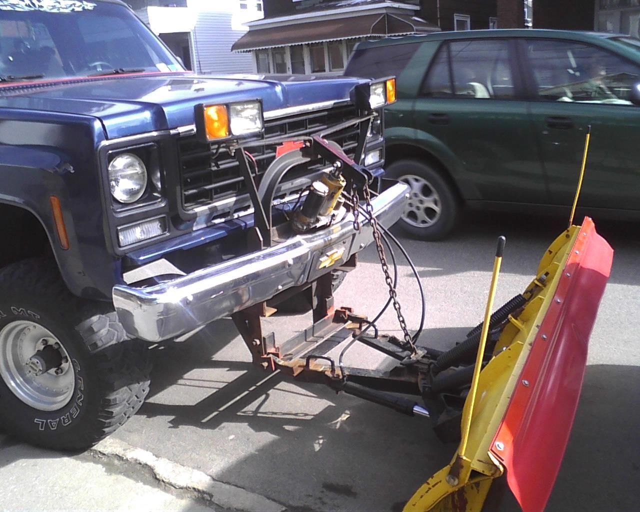 1977 chevrolet 8 39 bed 4x4 truck chevy pickup 77 plow and ladder rack. Black Bedroom Furniture Sets. Home Design Ideas