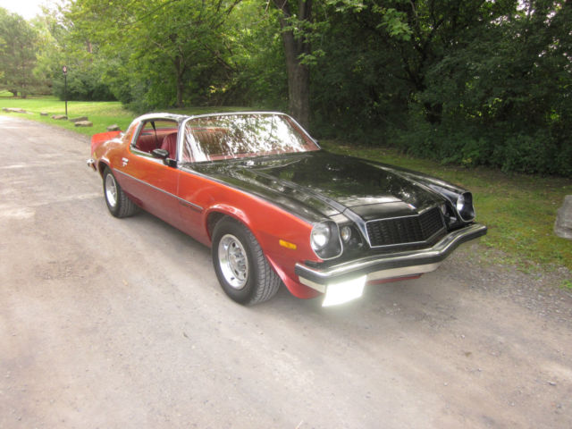 1977 Chevrolet Camaro Rally Sport Original For Sale In
