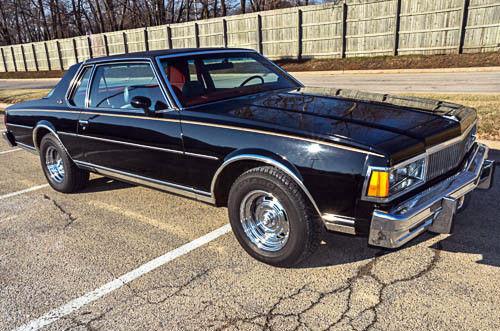 1977 Chevrolet Caprice Classic Landau