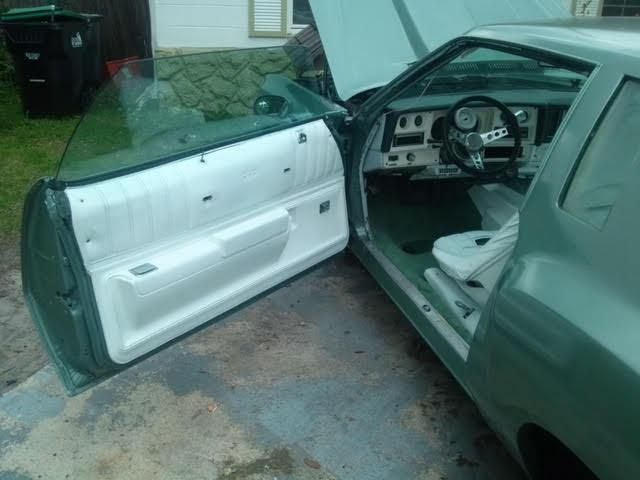 1977 Chevrolet Monte Carlo Landau S Coupe 2 Door 5 7l Ex Drag Car