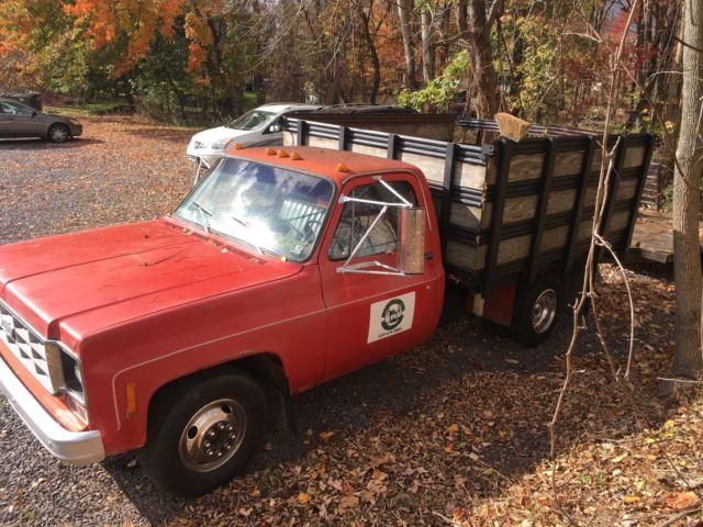 1 Ton Dump Truck Boxes : Chevy dump truck ton