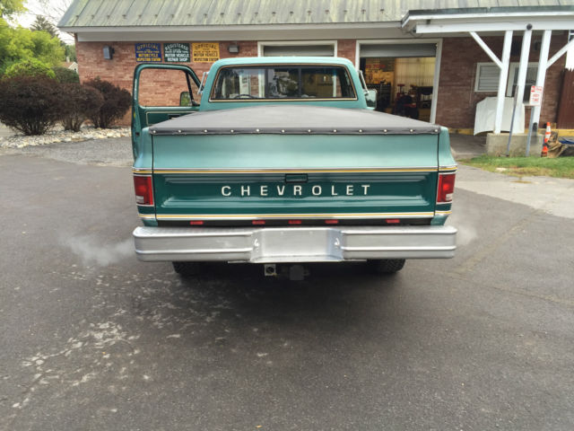 1977 chevy k10 scottsdale for sale in sauquoit new york for Motor vehicle department scottsdale