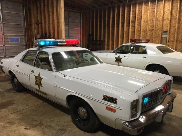 1977 dodge monaco dukes of hazzard police car roscoe general lee. Black Bedroom Furniture Sets. Home Design Ideas