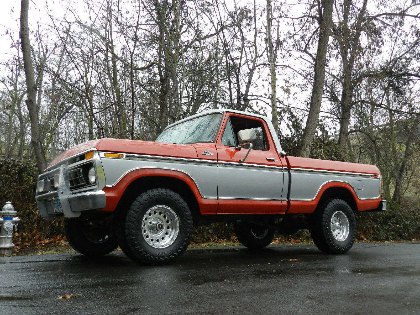 1977 ford f150 ranger xlt 4x4 very nice 2 owners a must. Black Bedroom Furniture Sets. Home Design Ideas