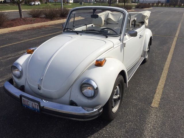 1977 volkswagen super beetle champaign edition convertible survivor. Black Bedroom Furniture Sets. Home Design Ideas