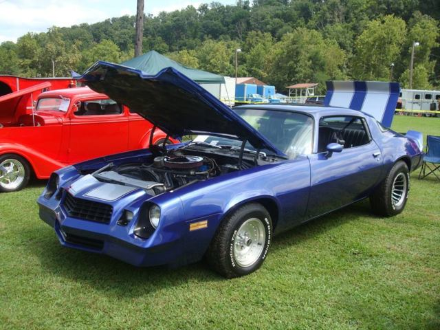 1978 78 chevrolet chevy camaro 350 th350 for West virginia department of motor vehicles phone number