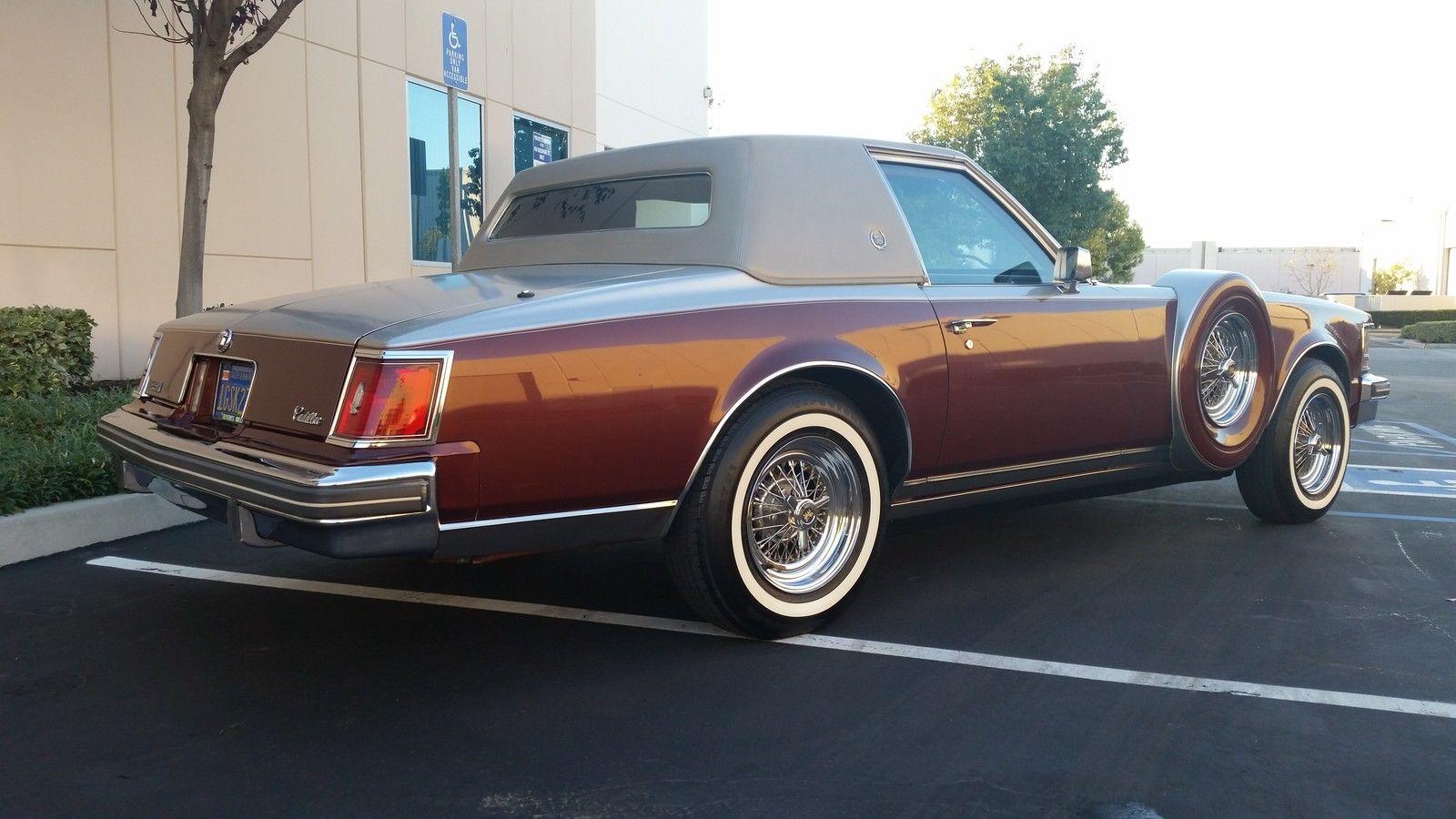 1978 Cadillac Seville Grandeur Opera Coupe >> 1978 Cadillac Opera Coupe Seville Grandeur Motor Car Corporation