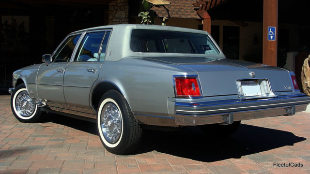 1978 Cadillac Seville Only 9k Miles No Reserve