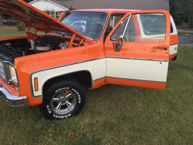 Used Cars Pensacola >> 1978 Chevy K5 Blazer 2WD Cheyenne - Fully Loaded