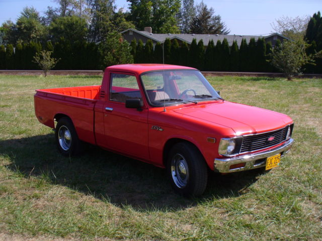 1978 Chevy Luv Pickup With 350 V 8 Hot Rod Muscle Car S 10