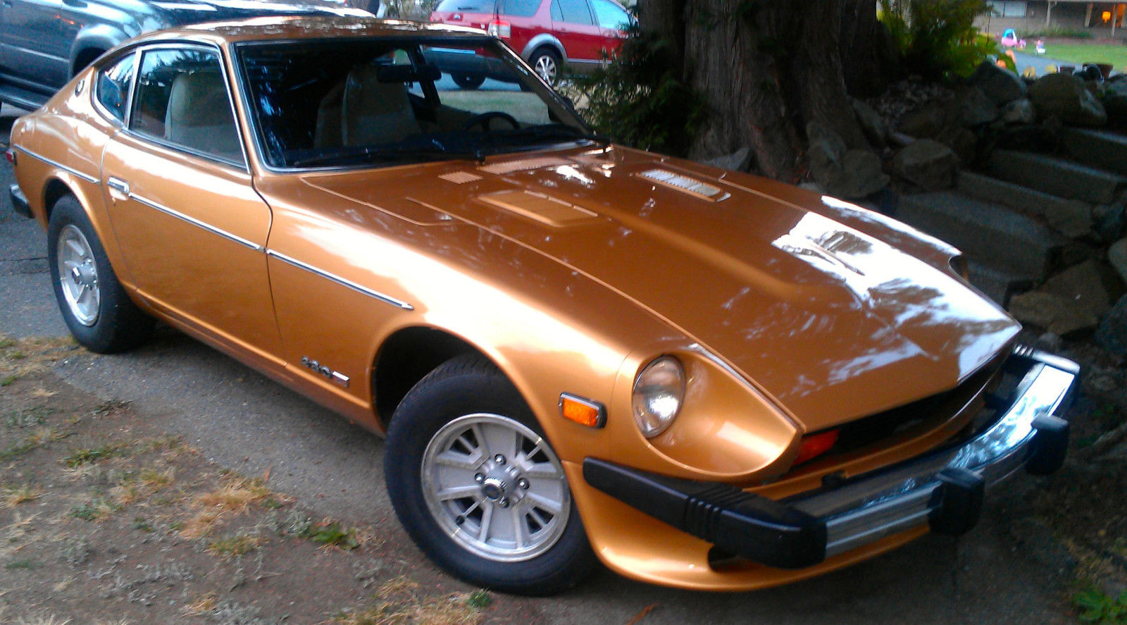 1978 Datsun 280z With Ac 5 Sp 6 Sil Fuel Filter