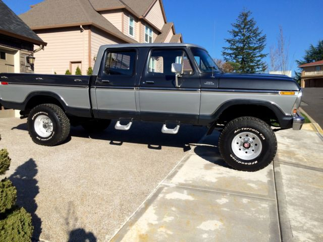 Ford Jones Buckeye >> 1978 F 350 Crew Cab 4x4 For Sale | Autos Post