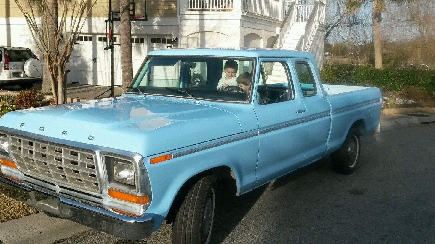 Used Cars Charleston Sc >> 1978 FORD F 150 Ranger RARE Extended Cab Short Bed 351 eng ...
