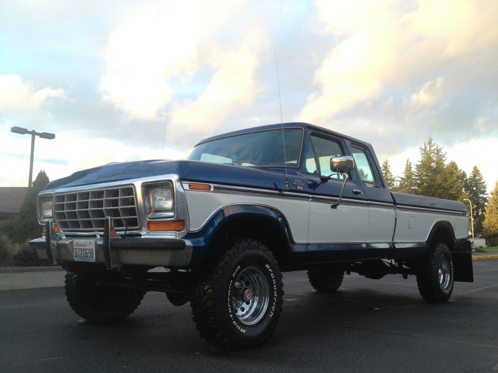 1978 ford f 150 ranger xlt lariat supercab 4x4 for sale in kirkland washington united states. Black Bedroom Furniture Sets. Home Design Ideas