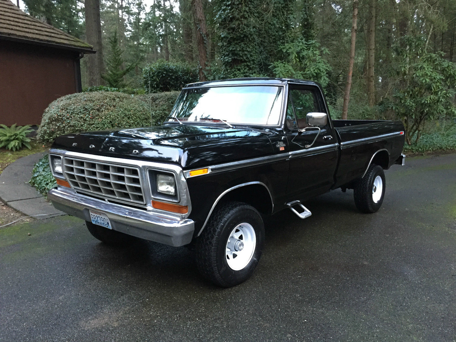 1978 ford f150 ranger xlt 4x4 short bed amazing condition 100 rust free