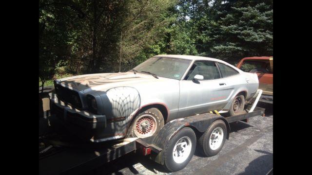 Beasley Ford York Pa >> 1978 Ford Mustang King Cobra - 31,072 original miles, 1 owner, original paint